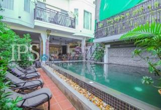 9 Bedroom Boutique Hotel for Rent - Siem Reap