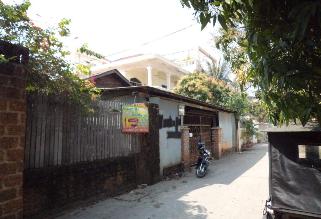 Land For Sale In Tonle Bassac - 285 Square meters