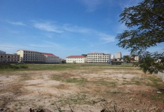 Land for Sale in Toul Kork - 2 Hectares
