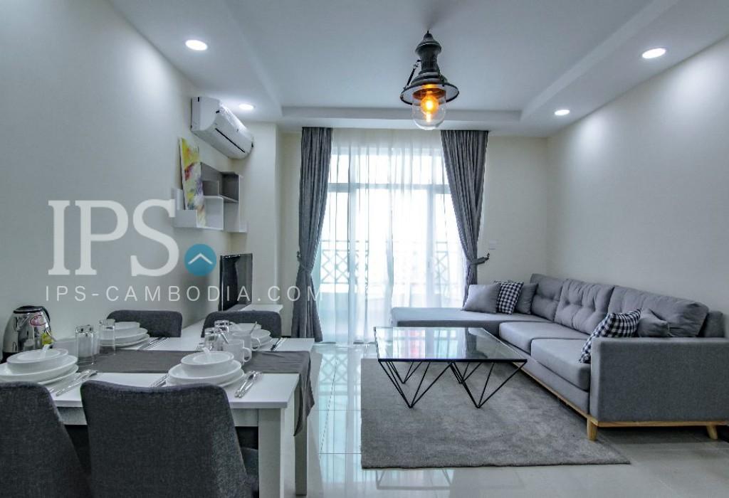 2 Bedroom Apartment For Rent - Sen Sok, Phnom Penh