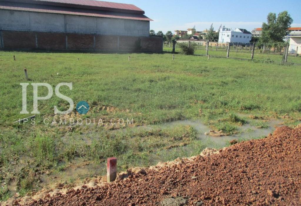 Urgent Sale - Land in Siem Reap