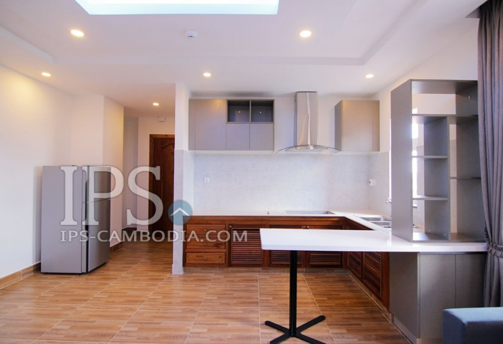 1 Bedroom Serviced Apartment For Rent in 7 Makara