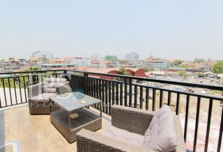 Phnom Penh Apartment For Sale- One Bedroom