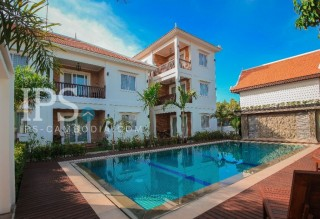 Kork Chork Apartment Building  for Rent -  Siem Reap