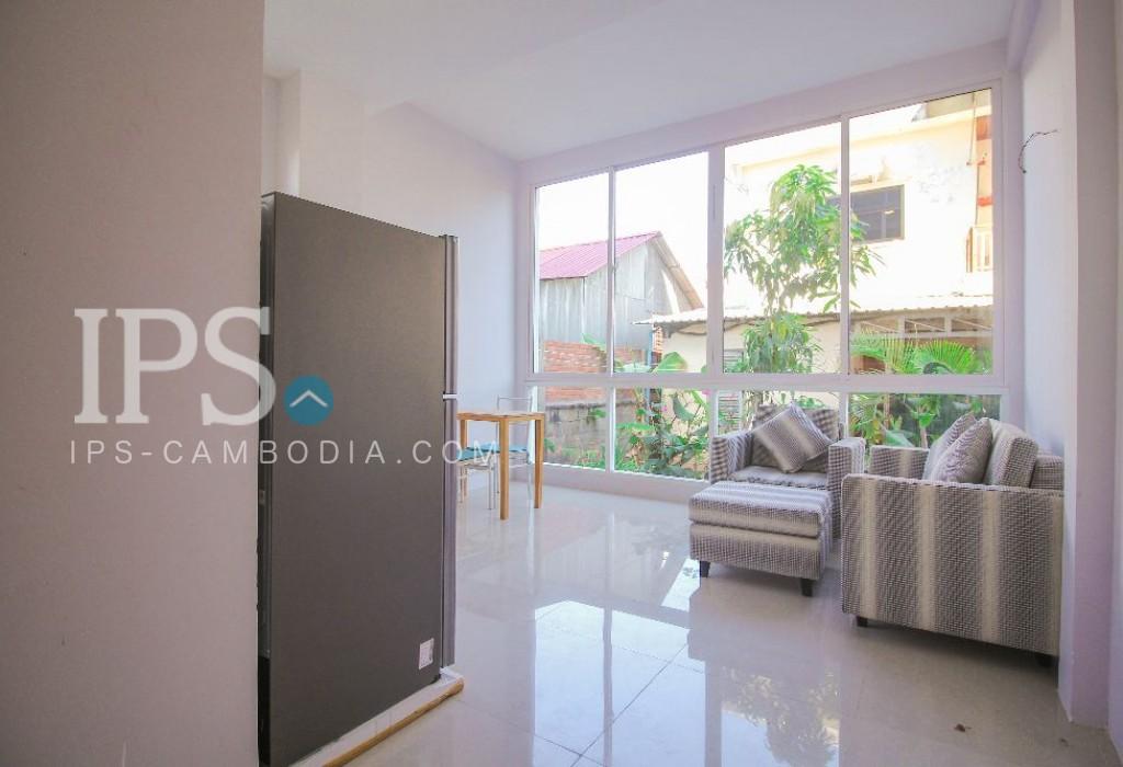 16 Units Apartment Building for Rent in Siem Reap- Slor Gram