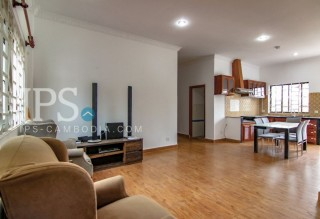 3 Beds Serviced Apartment for Rent - Tonle Bassac