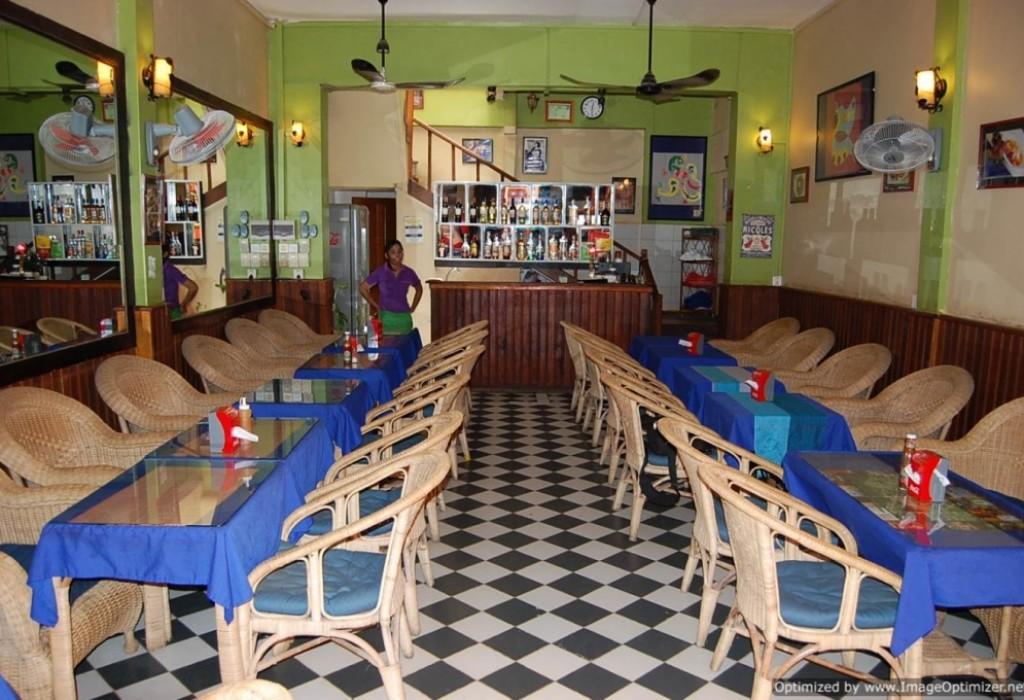 Restaurant Business for Sale in Siem Reap - Old Market