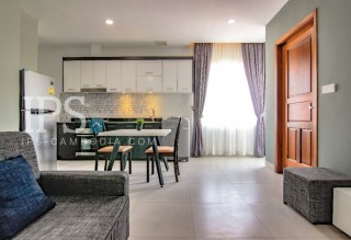 Tonle Bassac Serviced Apartment for Rent - 1 Bedroom
