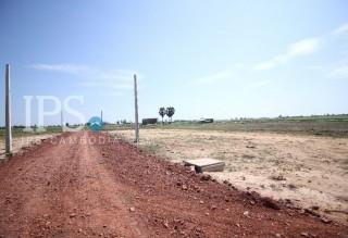 Developing Land for Sale in Siem Reap- Chreav Village