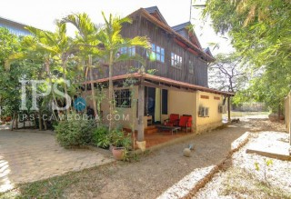 House and Land for Sale - Phnom Penh Thmey