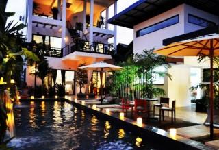 Boutique Hotel in Siem Reap -  Wat Damnak