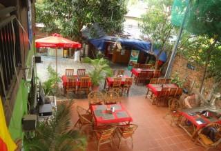Restaurant Business / Building  In Siem Reap - Wat Bo