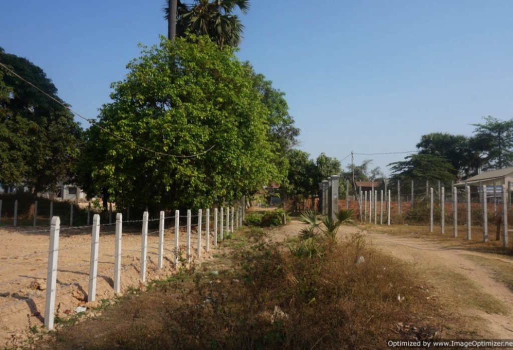 Land for Sale in Siem Reap - Svay Dangkum