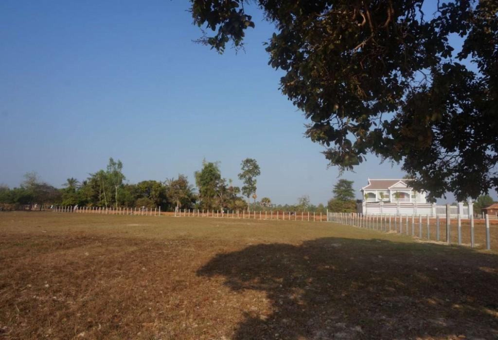 Land In Siem Reap - Svay Dangkum