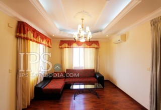 Serviced Apartment For Rent in BKK1 - Two Bedrooms