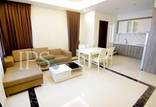 Serviced Apartment For Rent in Phnom Penh  - One Bedroom