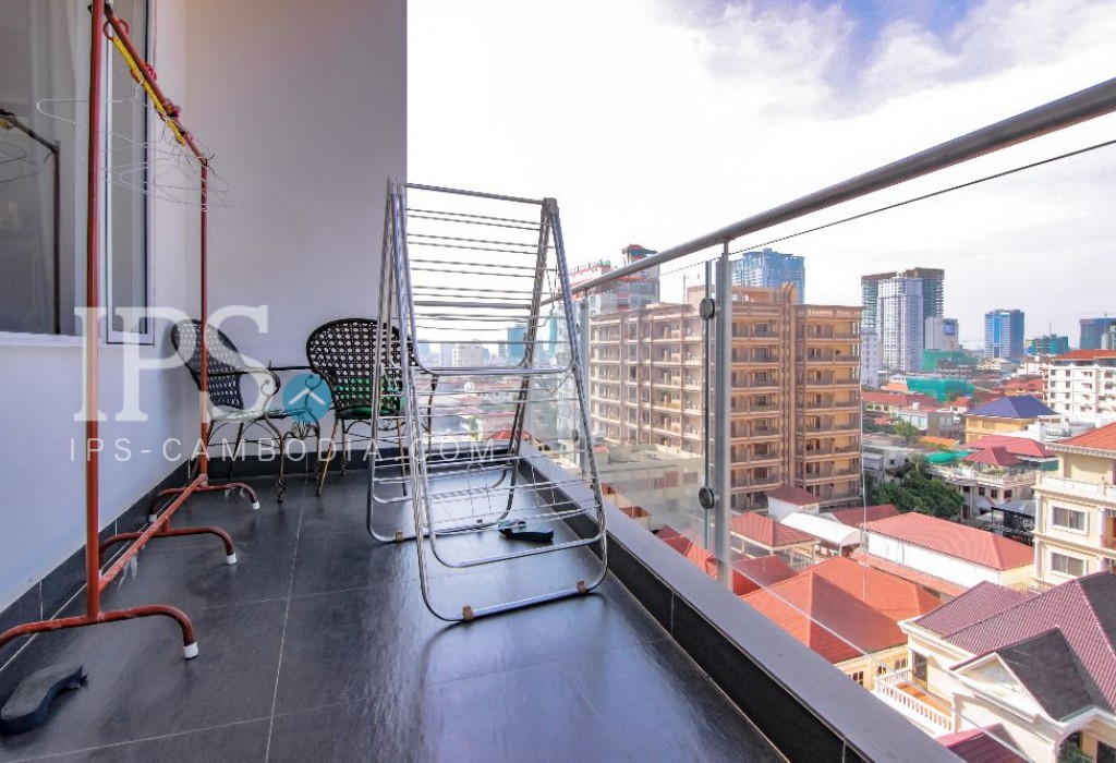 3 Bedroom Serviced Apartment for Rent - BKK1