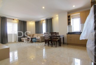 Two Bedroom Serviced Apartment in Toul Svay Rey For Rent