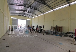Warehouse For Rent in  Phnom Penh Thmey