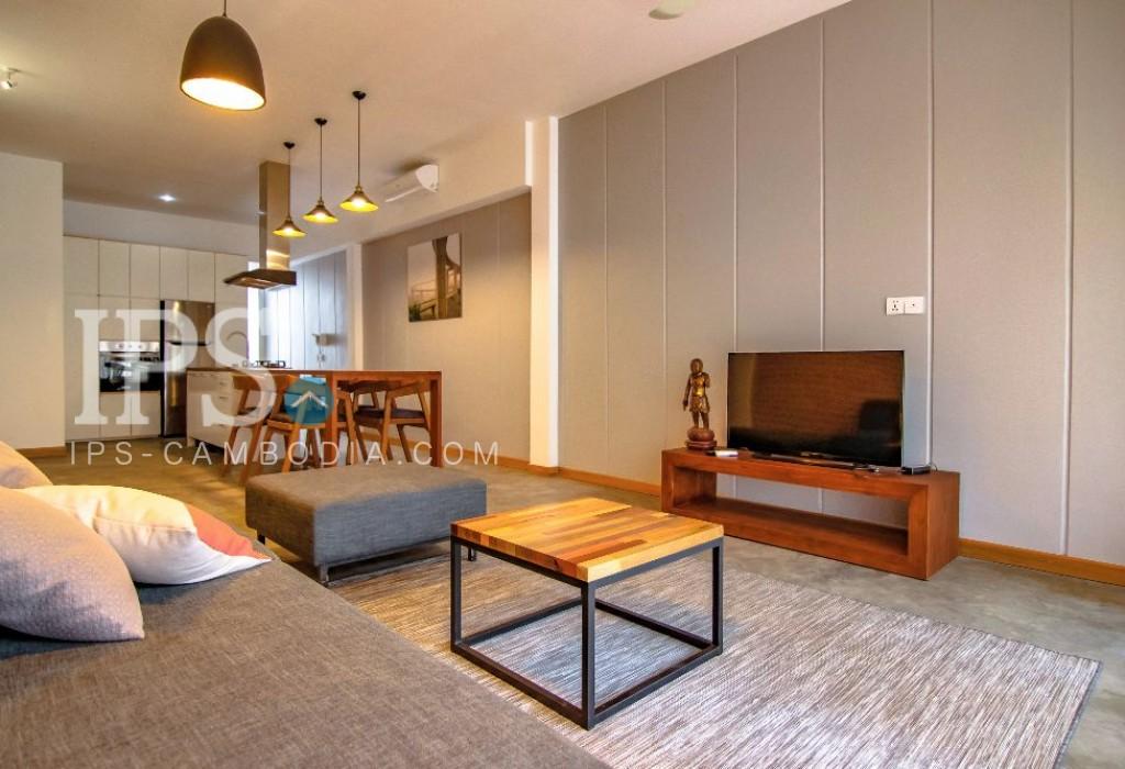 1 Bedroom Renovated Apartment For Rent - Daun Penh, Phnom Penh