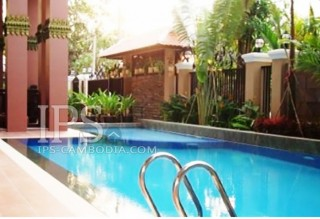 Attractive Serviced Apartment for Rent in Phnom Penh - Three Bedrooms in Toul Kork