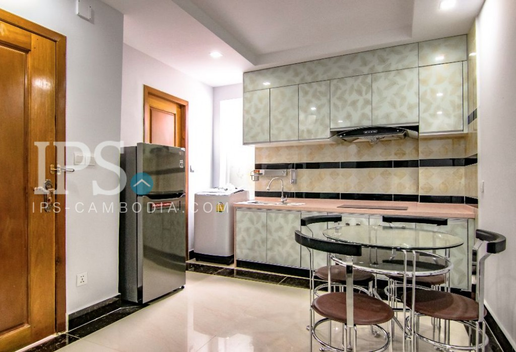 Brand New Apartment for Rent - 1 Bedroom Russian Market