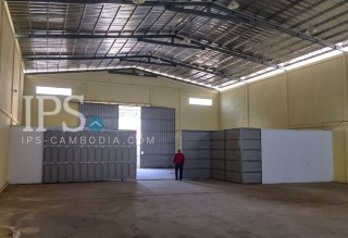 Quality Warehouse For Rent In Phnom Penh Thmey