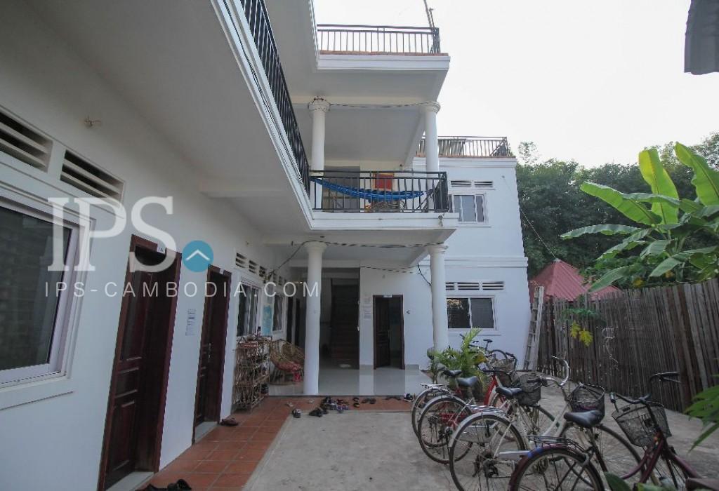 15 Rooms Building for Rent in Salakomrerk