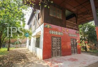 Developing Land for Sale in Siem Reap- Wat Bo