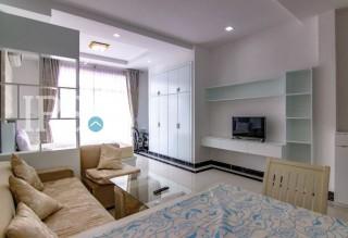 One Bedroom Studio Apartment For Rent in Phnom Penh - BKK3