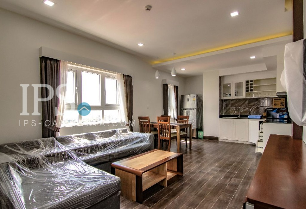 One Bedroom Apartment For Rent in Toul Kork