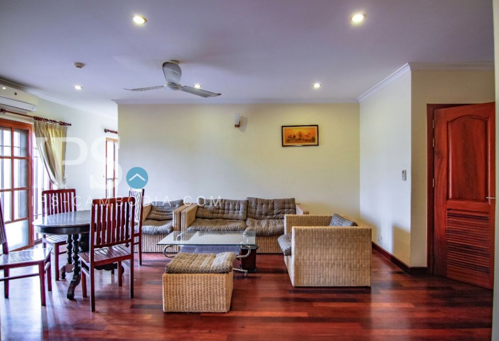 3 Bedrooms - Apartment For Rent in Toul Kork