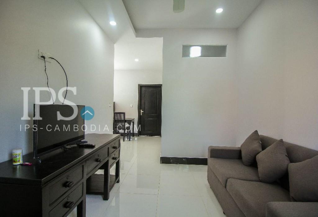 1 Bedroom Apartment For Rent - Siem Reap, Wat Bo Village