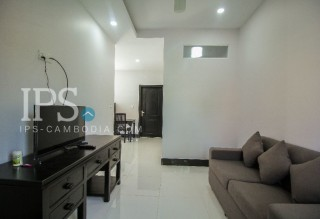 One Bedroom Apartment for Rent in Siem Reap- Wat Bo Village