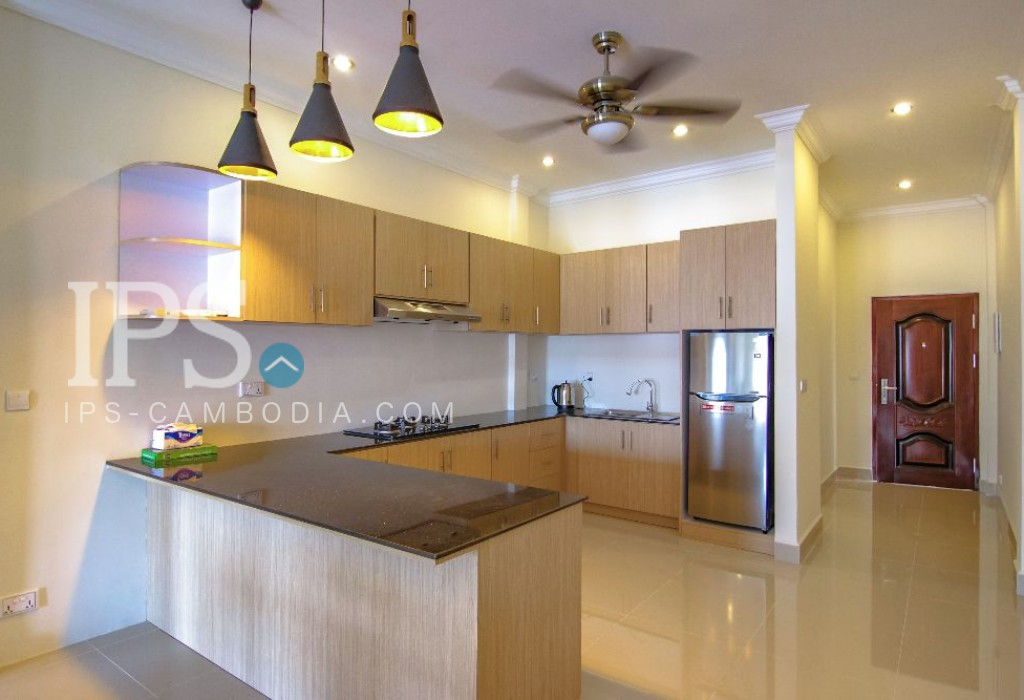Apartment for Sale Daun Penh - 2 Bedrooms