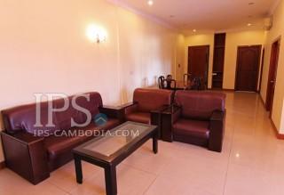 Phnom Penh Apartment for rent in Daun Penh- Two  Bedrooms