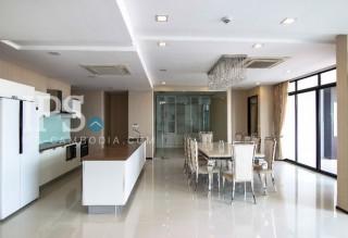 5 Bedroom Penthouse for Rent - Daun Penh