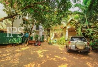 4 Bedrooms Villa for Rent in Siem Reap