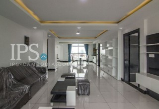 3 Bedroom Serviced Apartment For Rent - BKK3, Phnom Penh