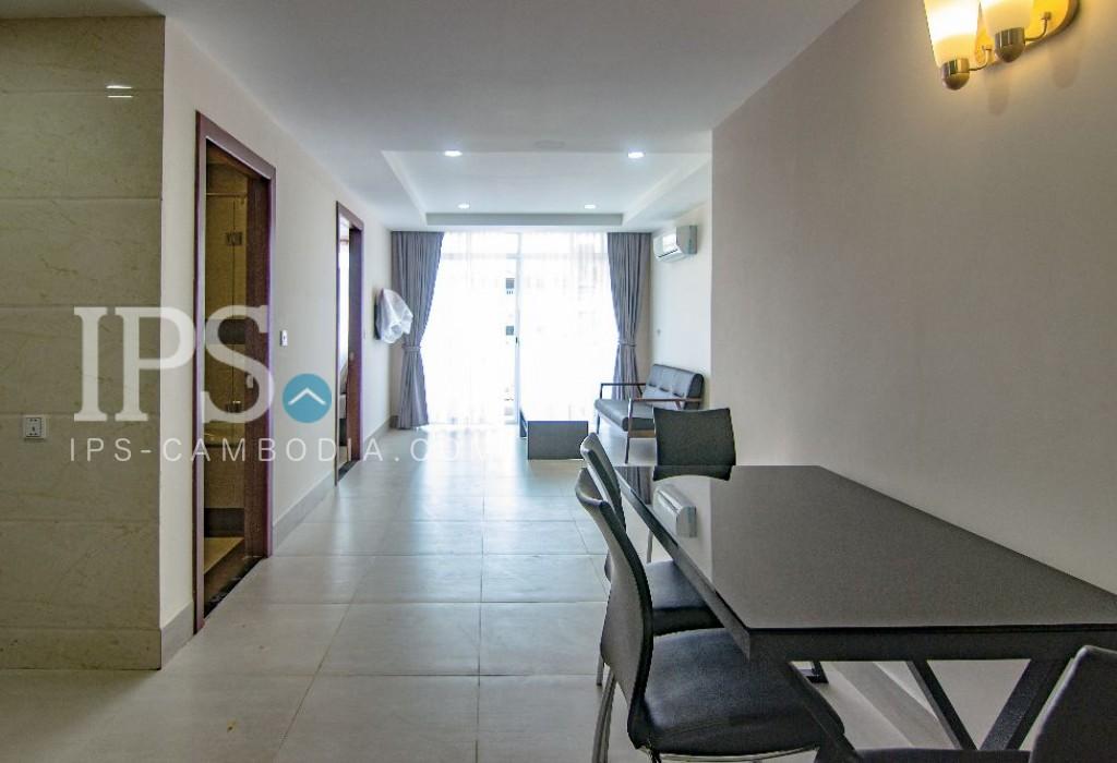 Tuol Svay Prey - 1 Bedroom Flat For Rent