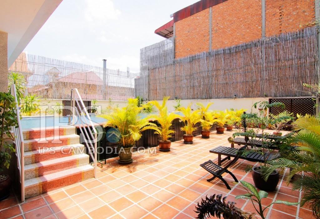 2 Bedroom Apartment For Rent in Daun Penh, Phnom Penh- Penthouse