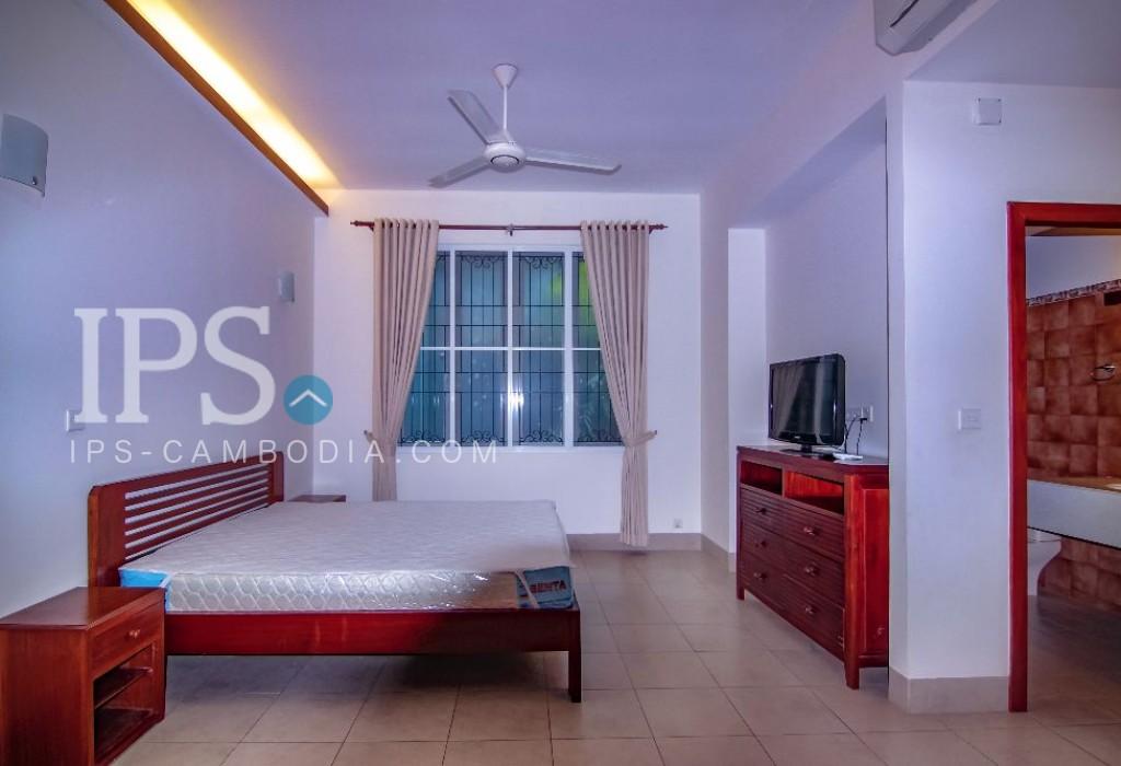 2 Bedroom Apartment for Rent - Phnom Penh BKK1