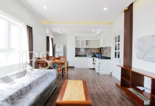 Serviced Apartment for Rent in Toul Kork - Two Bedrooms