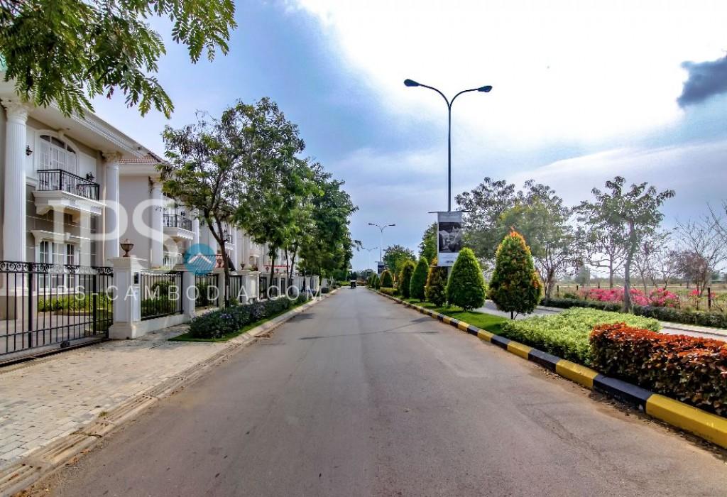 5 Bedroom Villa for Rent - Grand Phnom Penh