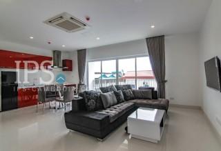 Phnom Penh Real Estate - 2 Bedroom Flat Tumnup Teak