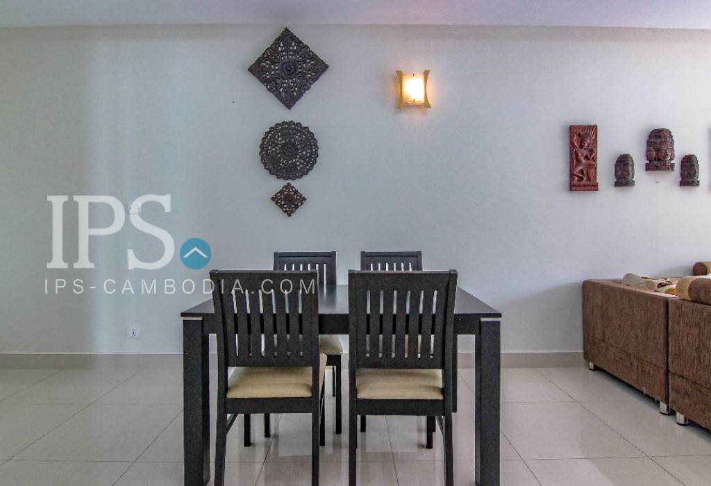 Two Bedroom Apartment for rent in Phnom Penh - Toul Svay Prey