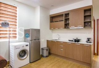 Serviced Apartment For Rent in Phnom Penh - One Bedroom in Toul Svay Prey thumbnail