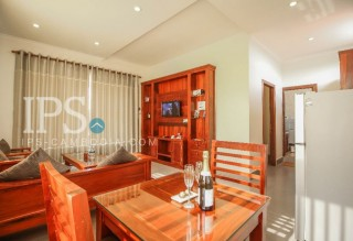 Siem Reap Apartment for Rent - One Bedroom
