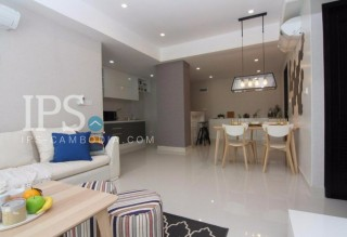 Brand New 2 Bedroom Serviced Apartment With Pool And Gym - Chak Angre