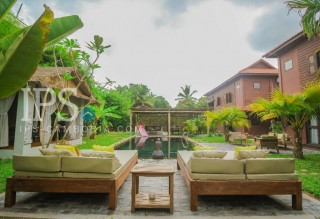 Central Villa for Rent in Siem Reap Angkor